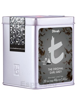 Čaj černý THE ORIGINAL EARL GREY T- Caddy Lux sáček